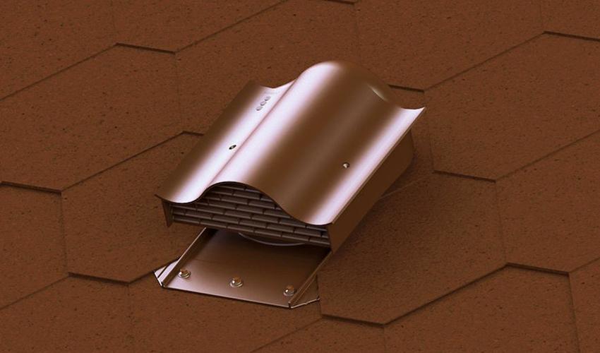 Установка аэратора позволяет значительно продлить срок службы крыши