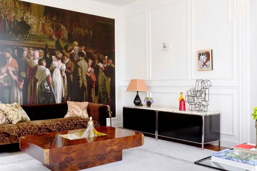 Классическая гостиная — это элегантность в каждом предмете, четко выверенные пропорции, изысканные формы без пафоса и излишеств