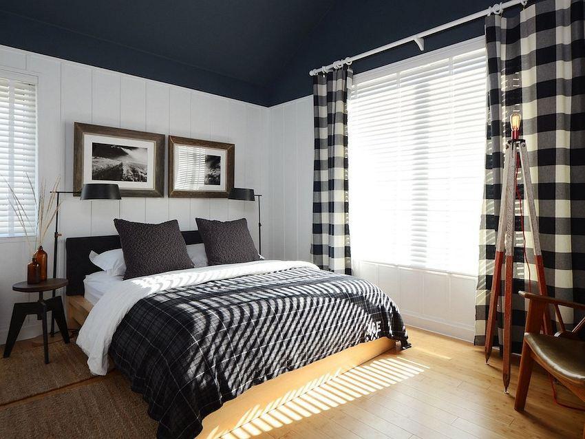 Скромные размеры комнаты не должны толкать на покупку кровати меньших размеров, чем того хотелось бы
