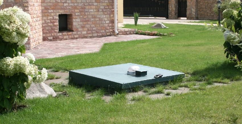 Автономная канализация загородного дома