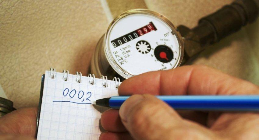 Передача показаний счетчиков воды: рекомендации по снятию и отправке данных