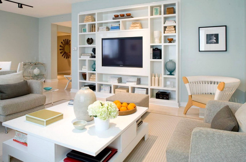 Современные производители мебели предлагают широкий ассортимент моделей стенок, вписывающихся в любой интерьер