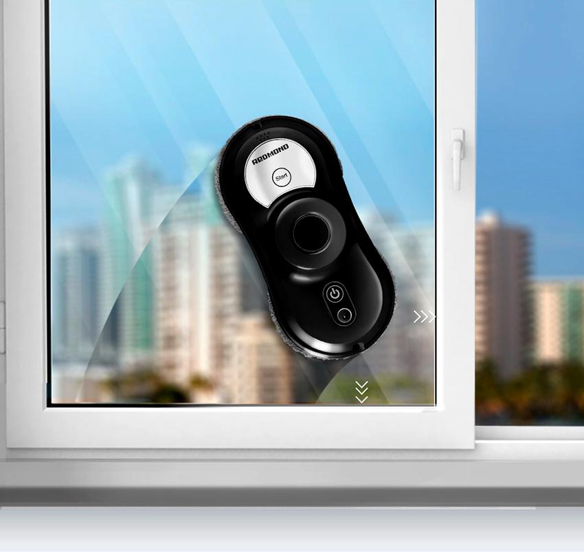 Прибор для мытья окон Redmond RV-RW001 пользуется высокой популярностью