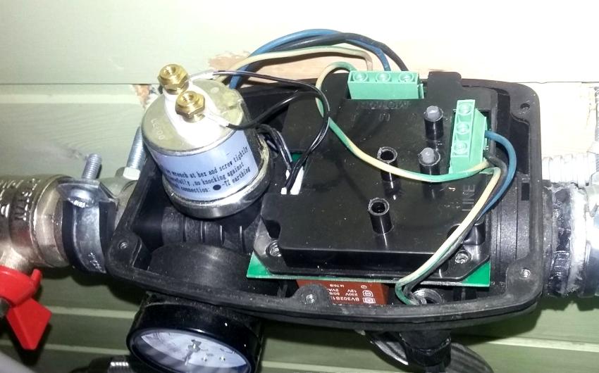 Автоматику «ТУРБИПРЕСС» нельзя подключать в систему без гидроаккумулятора