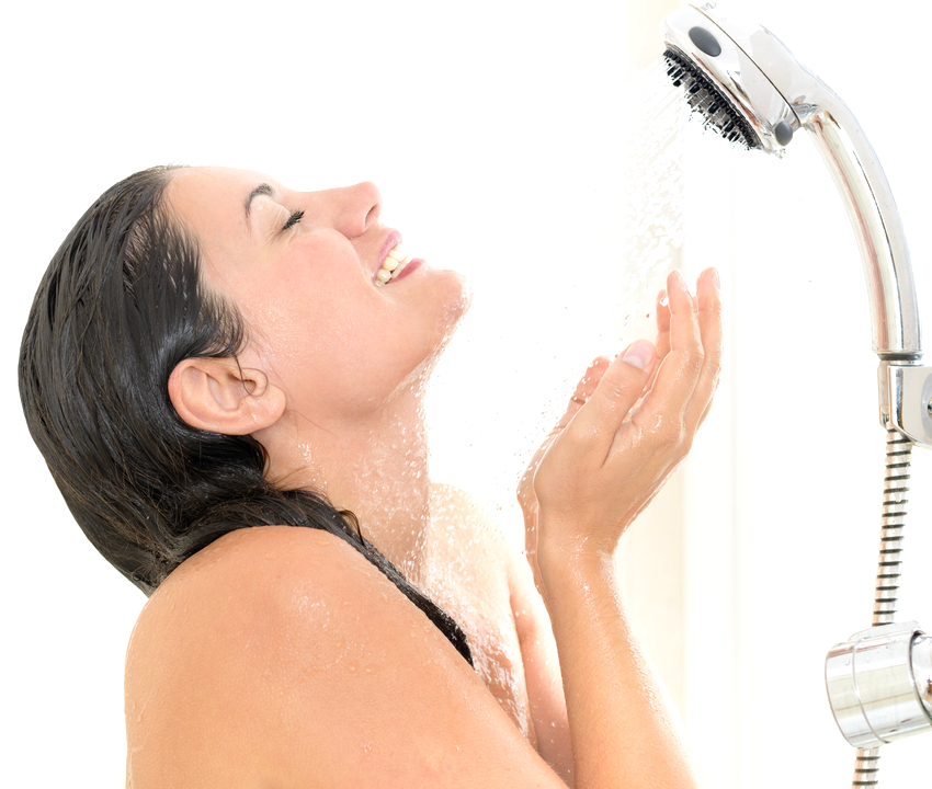Душ-лейка для ванной комнаты может быть круглой или овальной, квадратной или прямоугольной и даже треугольной