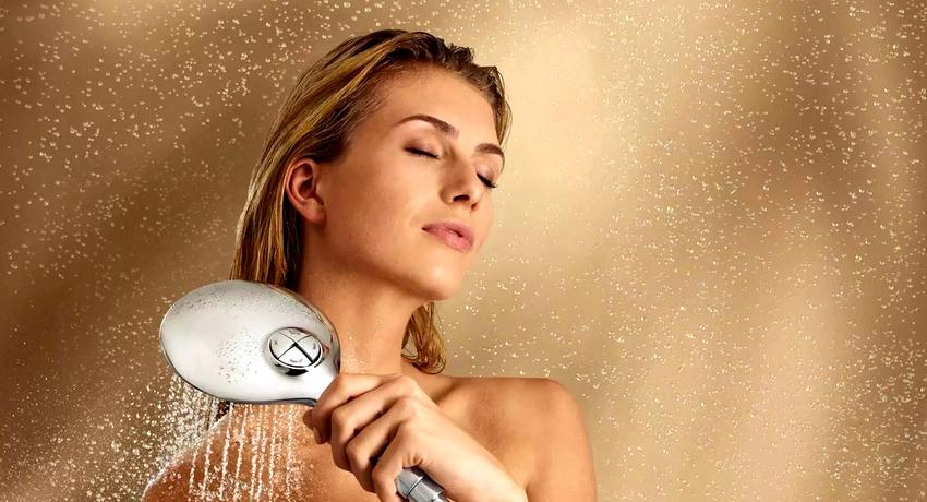 Душ-лейка для ванной комнаты: виды конструкций и режимы распыления