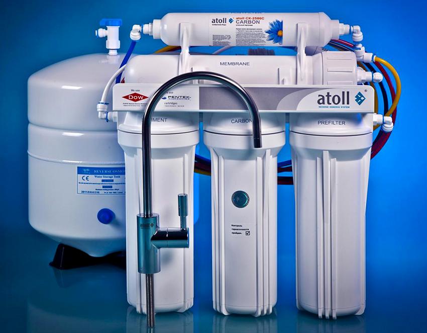 В первую очередь, выбор фильтра должен зависеть от состава воды, которую он будет очищать