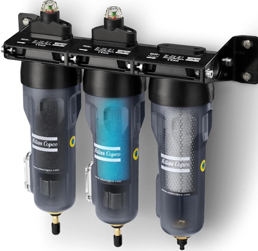 Трехступенчатые фильтры для воды являются самыми популярными
