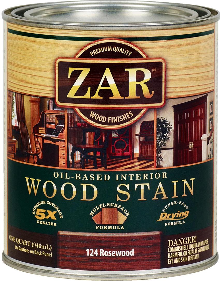 Бейцы от бренда Zar можно использовать для любых видов работ
