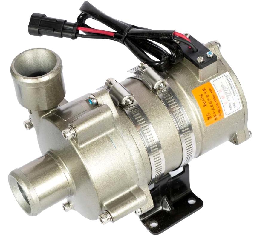 Циркуляционные водяные помпы 12 Вольт – это устройства центробежного типа, которые используются при обустройстве горячего водоснабжения и систем отопления