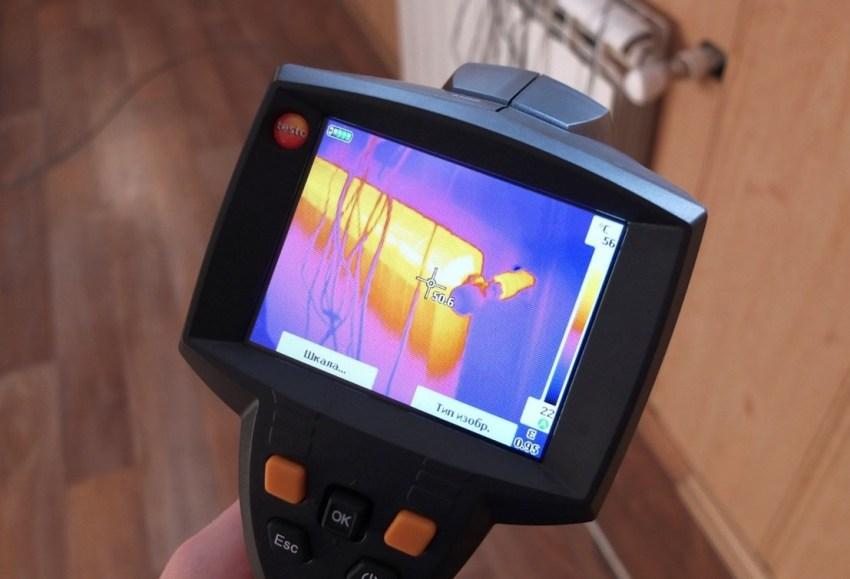 Тепловизор определяется сферой использования устройства