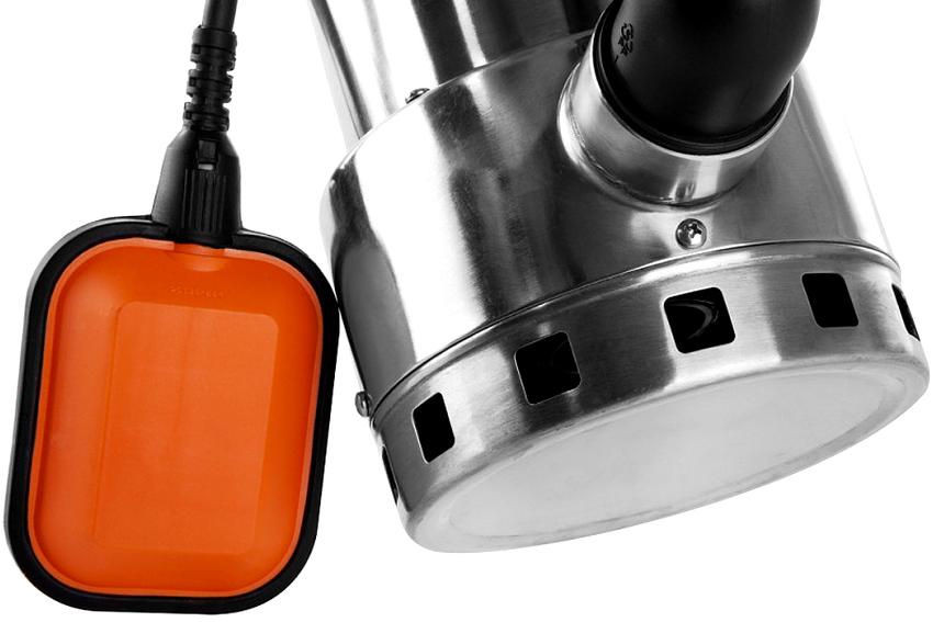 Поплавковый выключатель состоит из набора датчиков помещенных в герметичный корпус