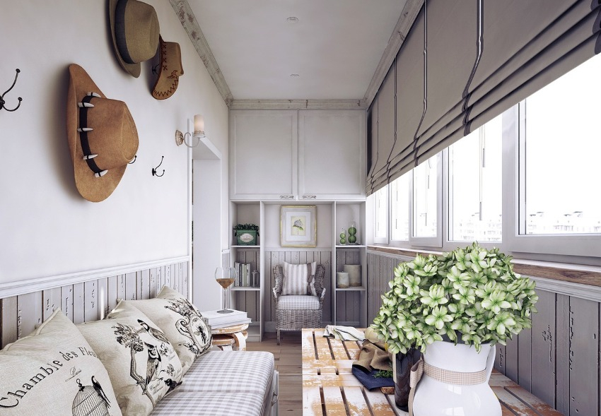 Изготавливая шкаф на балкон своими руками, получится не только сэкономить средства, но и проявить себя в качестве дизайнера