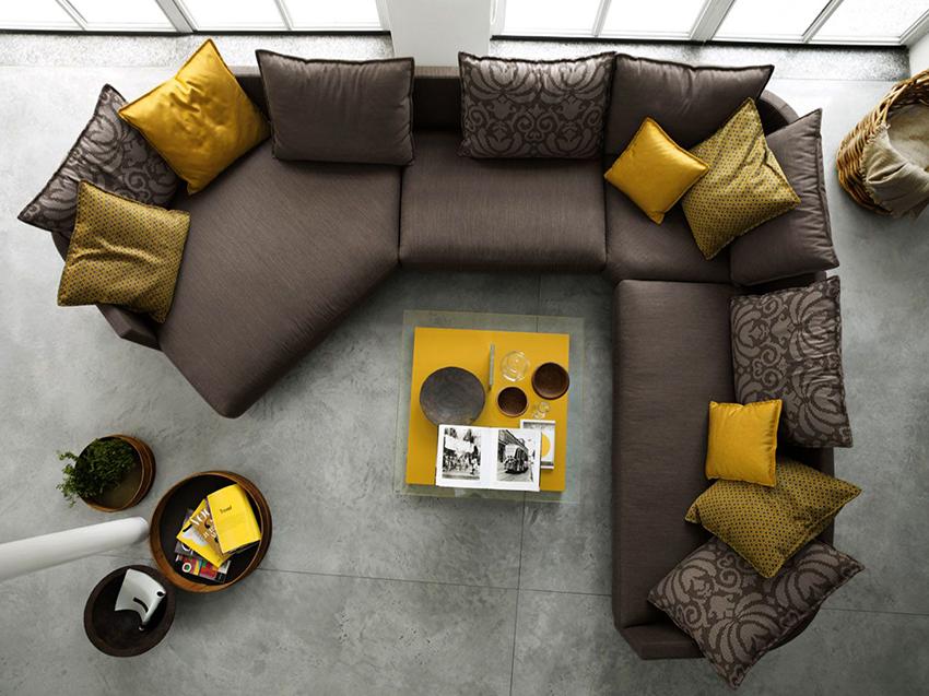 На долговечность дивана-трансформера влияет качество каркаса, обивки и наполнителя