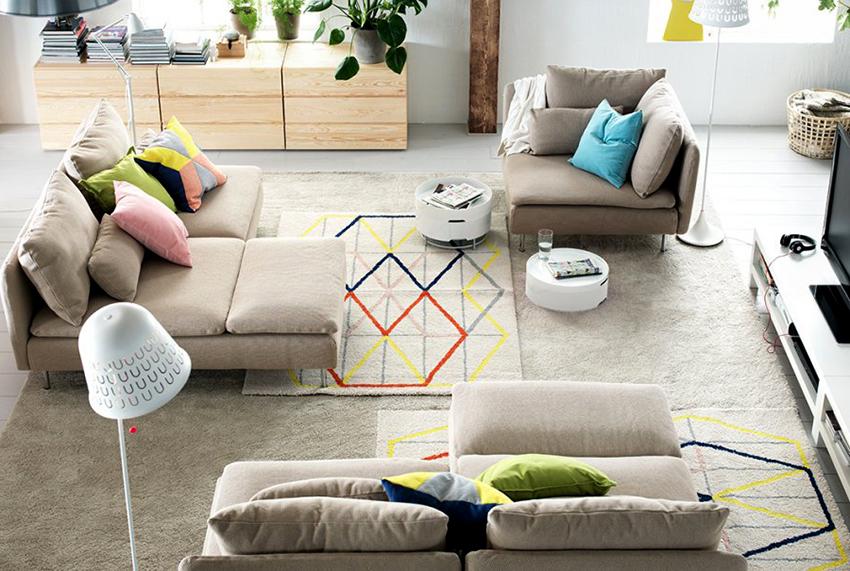 При выборе модульного-дивана лучше отдавать предпочтение проверенным производителям