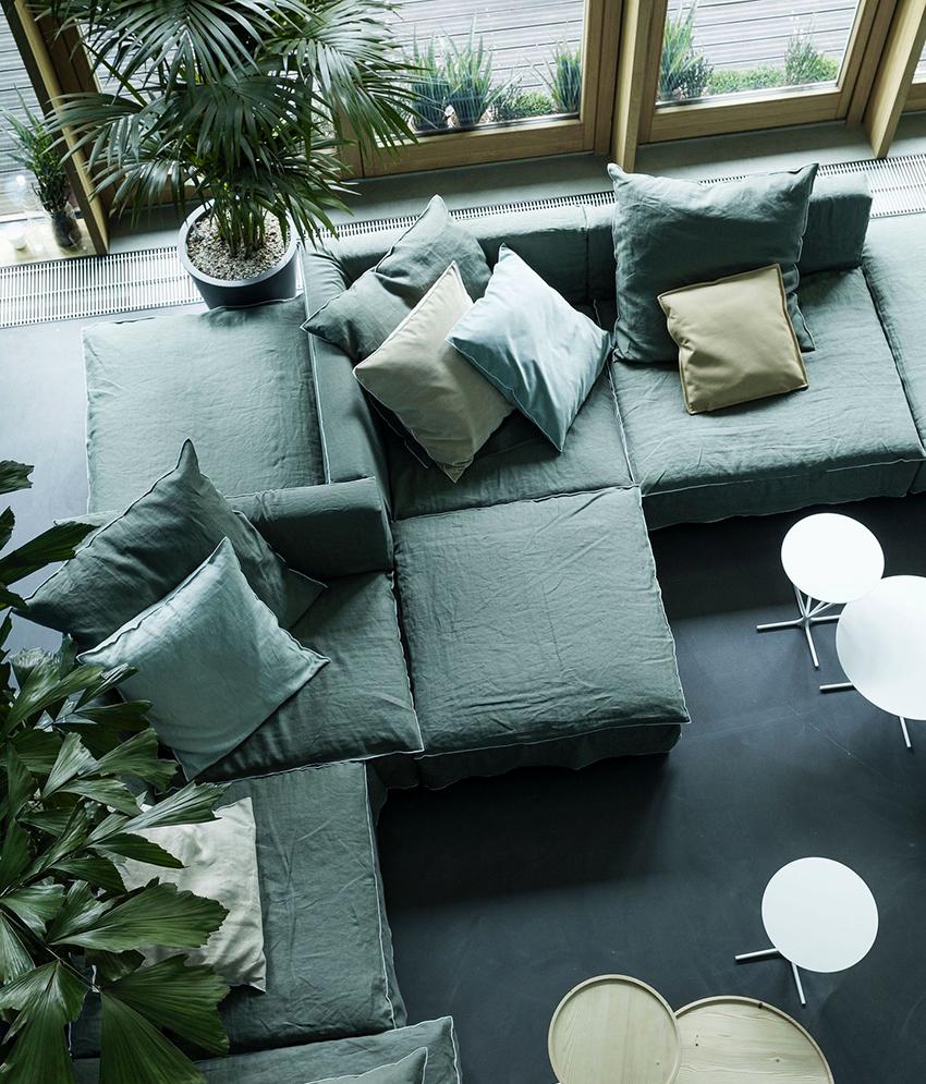 Главное преимущество диванов-трансформеров - это многофункциональность