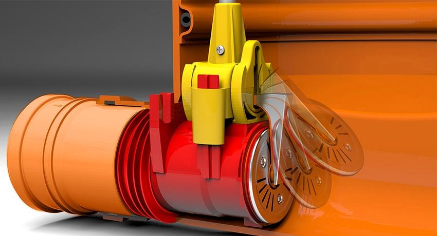 Обратный клапан на канализацию 110 мм: обязательный элемент сети водоотведения