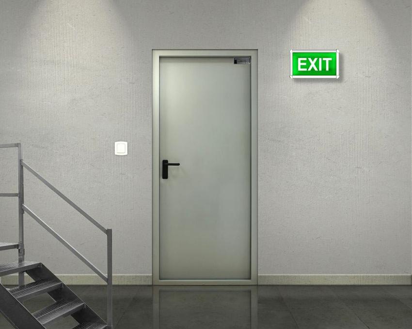 Что касается размеров противопожарных дверей, то изготовители довольно часто отступают от нормативов ГОСТа