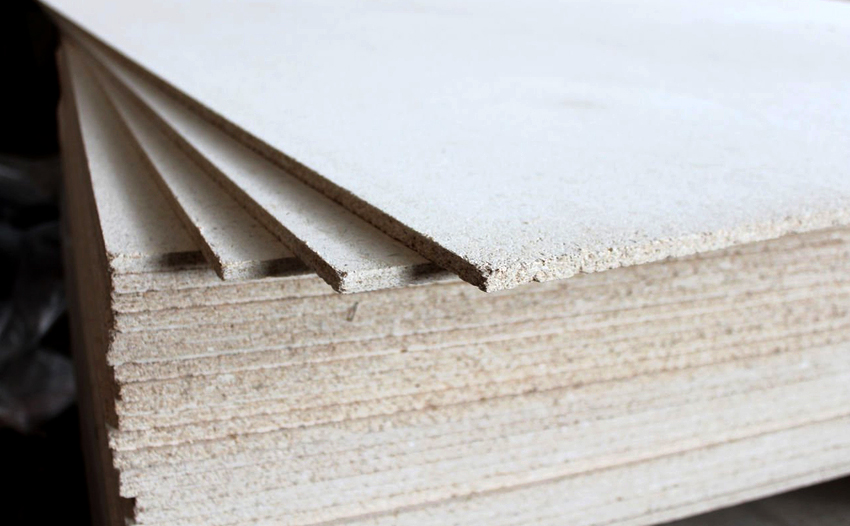 Гипсоволокно считается абсолютно безопасным материалом