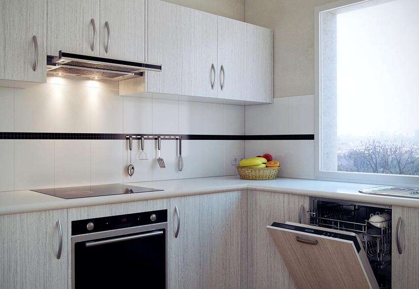 Габариты любой вытяжки должны соответствовать размеру плиты