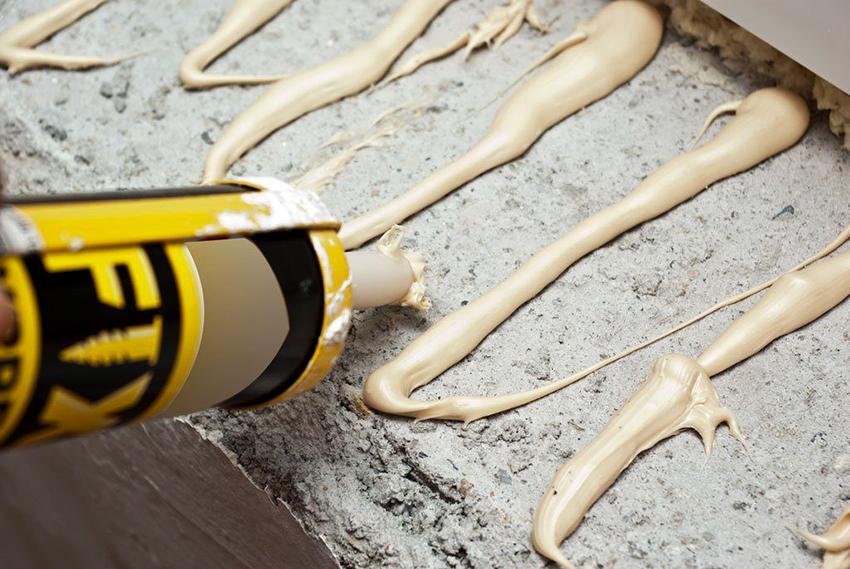 Гвозди для бетона должны быть стойкими к внешним воздействиям