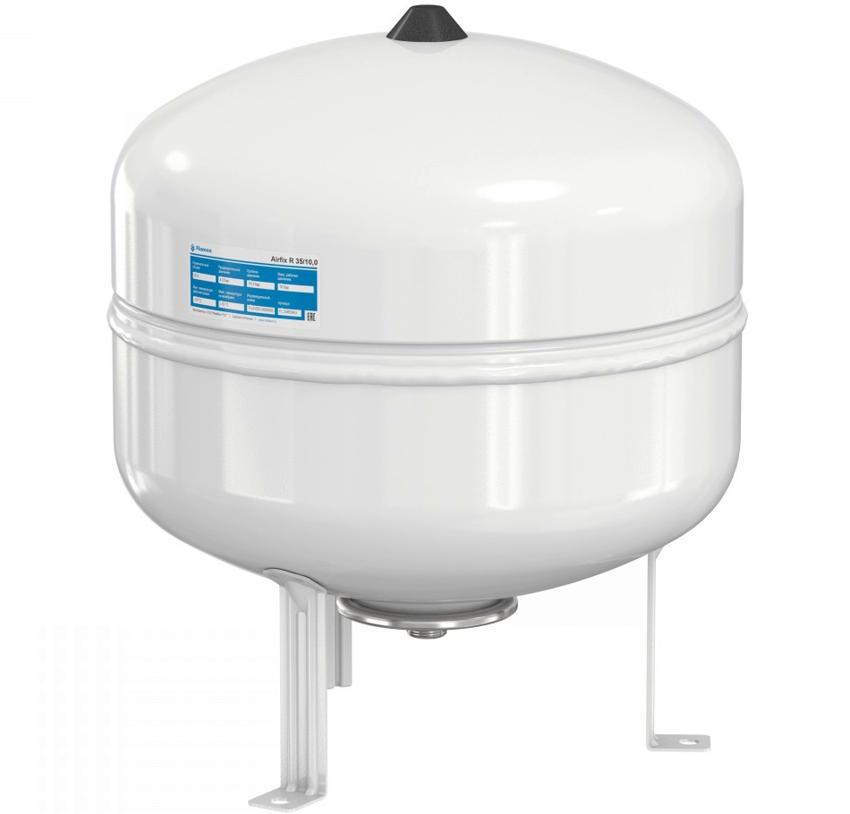 Расширительный бак для отопления закрытого типа