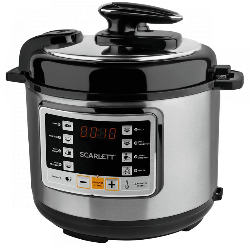 Мультиварка Scarlett SC-MC410P02