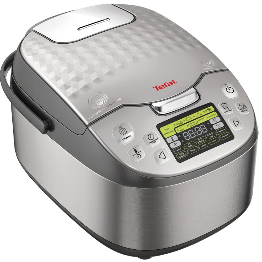 Мультиварка Tefal RK807D32 с индукционным нагревом